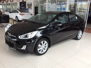 Hyundai accent 1.4 AT