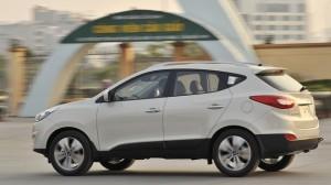 Hyundai Tucson 2014 ra mắt, giá từ 935 triệu Đồng