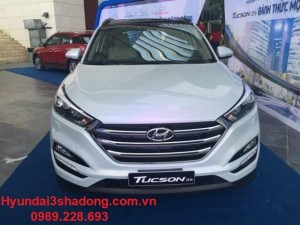 Đánh giá Hyundai Tucson 2016 – Kẻ phá đám