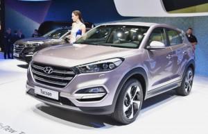 Hyundai Tucson 2016 giá từ 925 triệu đồng
