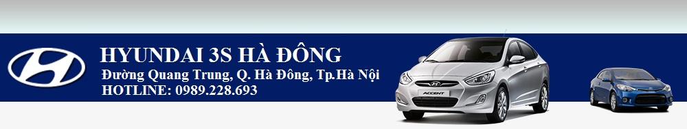 Hyundai Hà Đông. Đại lý chính hãng của Hyundai Thành Công.