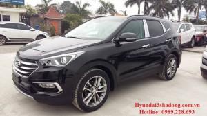 Hyundai Santa Fe 2016 lắp ráp nội địa ra mắt, giá từ 1,1 tỷ Đồng tại Hyundai Hà Đông